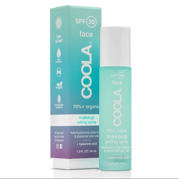 COOLA Other - COOLA Make-Up Setting Spray SPF 30